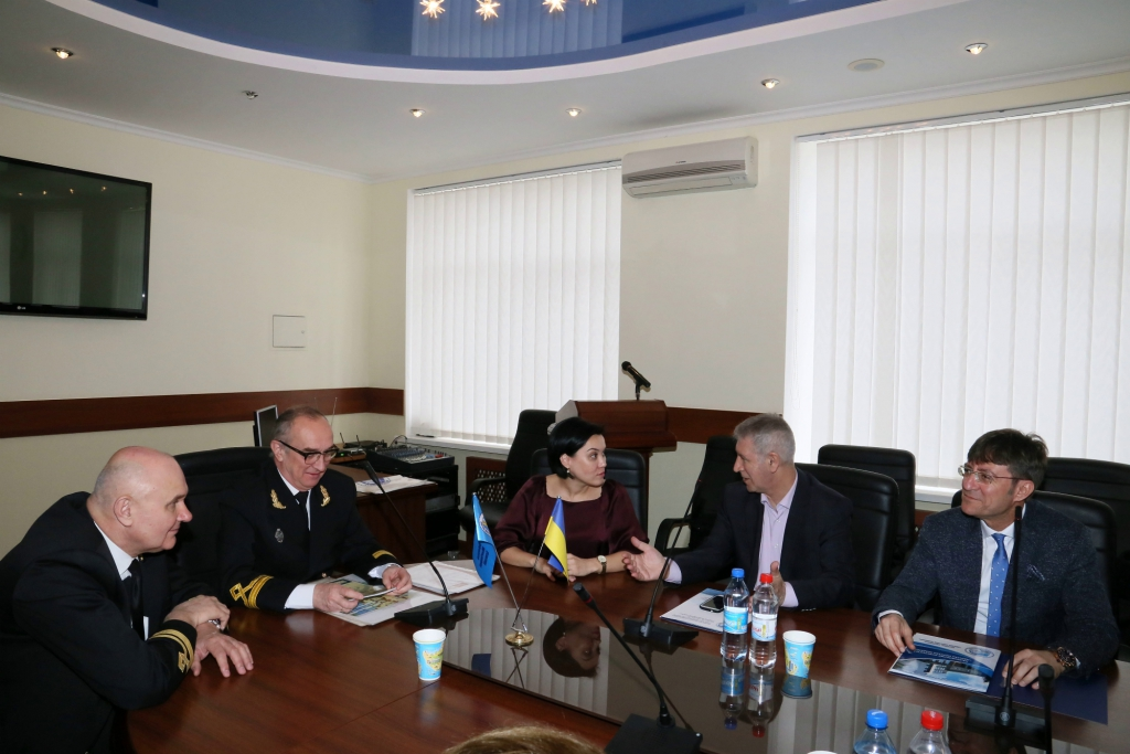 Visit of the representatives of educational institutions of