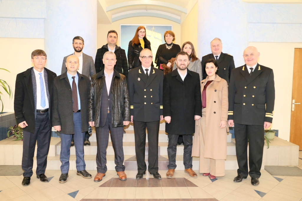 Visit of the representatives of educational institutions of Turkey